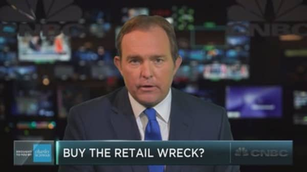 Digging into the retail wreck with Paul Hickey