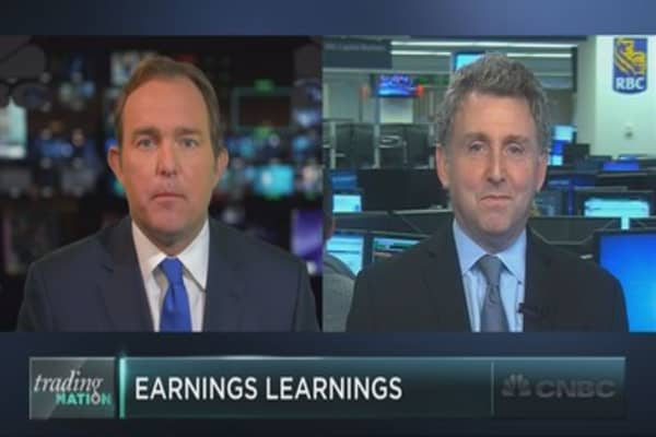 Earnings learnings with Jonathan Golub