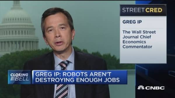 We haven't gone far enough with automation in some sectors: Commentator