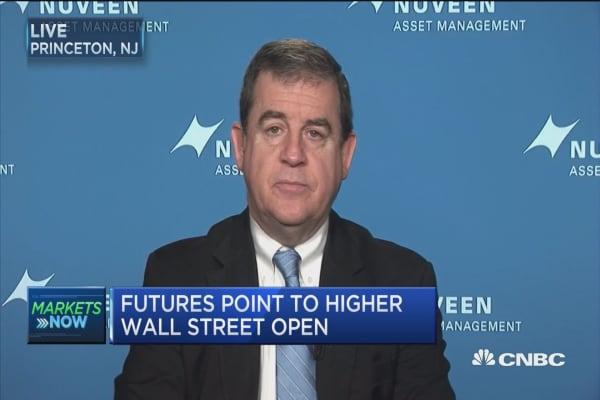 Bob Doll:  Still room for upside in markets if Trump agenda moves forward