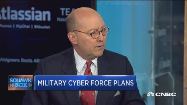 Adm. Stavridis: We need to think about cyberattack as a pandemic