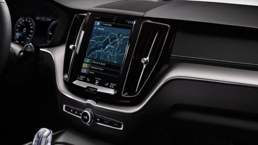 Handout: Android in Volvo