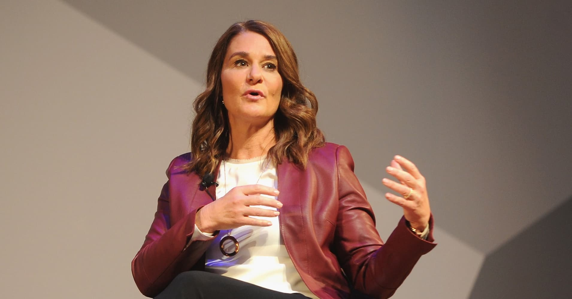 1 hard thing melinda gates says you need to do to succeed