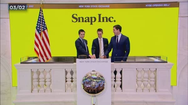 Snap snaps up one of Facebook's stars