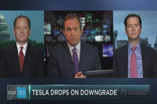 A buying opportunity in Tesla?