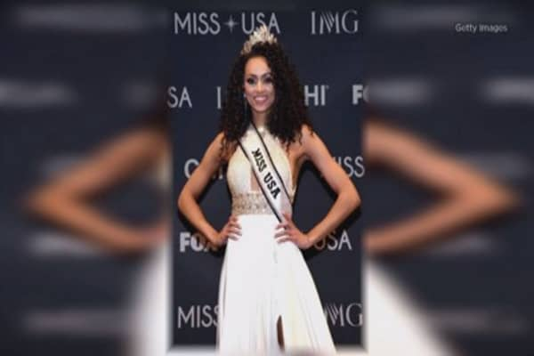 Miss USA gets blowback from her answer on health care