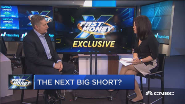 Full interview with Steve Eisman
