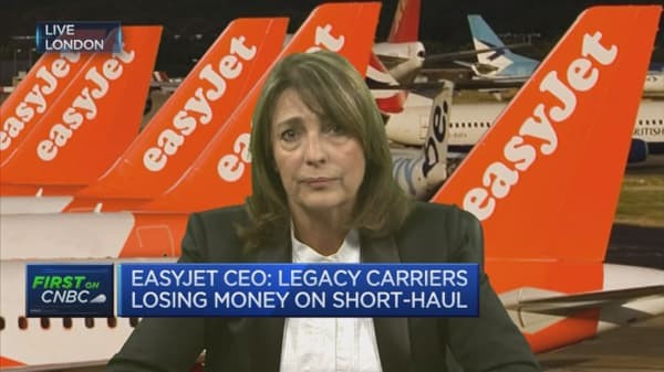 Short haul Europe will be serviced by low cost carriers: easyJet CEO