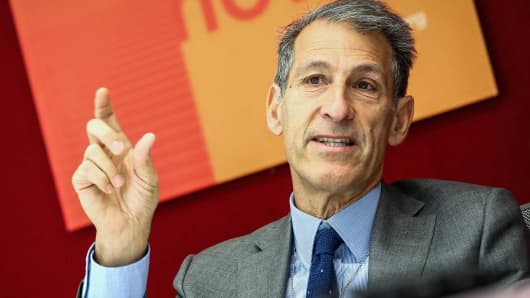 Michael Lynton, chief executive officer of Sony Pictures Entertainment.