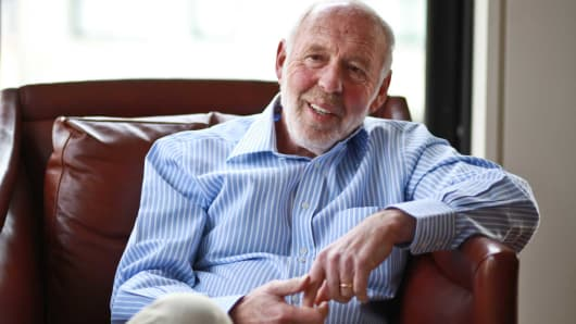 James Simons, Renaissance Technologies