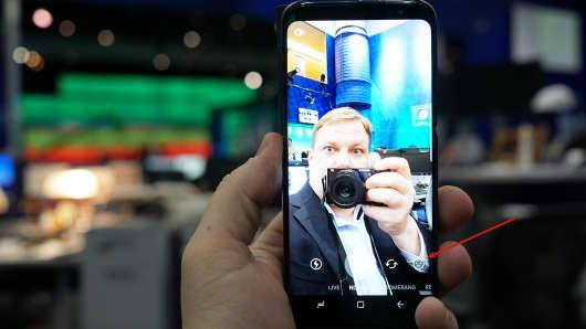 CNBC Tech: Instagram Face Filters 2