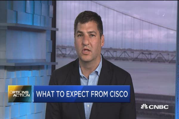 What to expect from Cisco