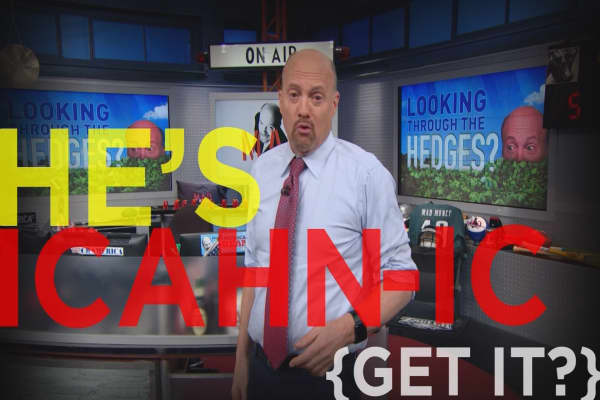 Cramer Remix: Why Carl Icahn's decision to sell Apple was the right one
