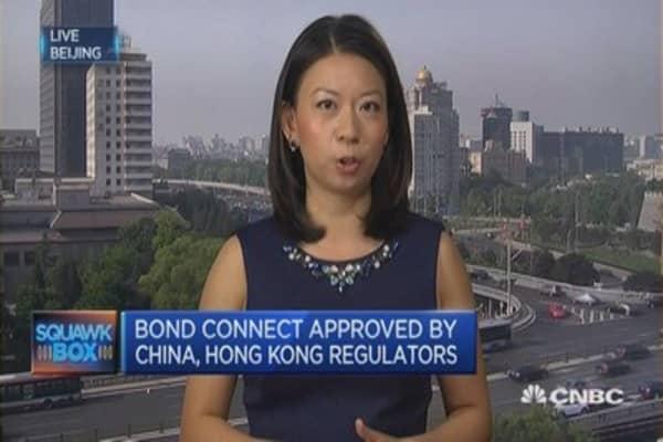 Beijing's Bond Connect plans
