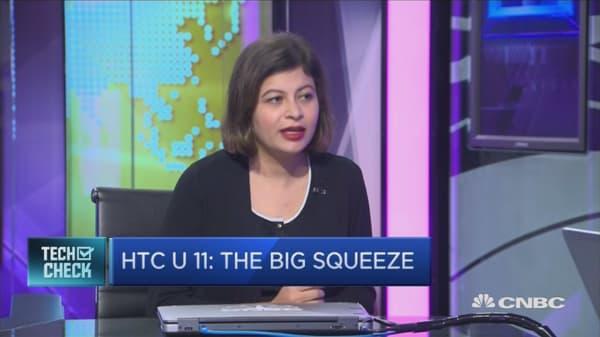 HTC U11: Will 'Edge Sense' be a winner?