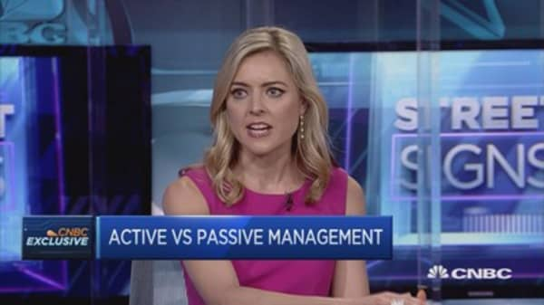 Lagrange's link to active & passive management