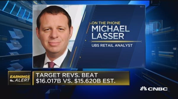 Analyst: Target is not out of the woods yet