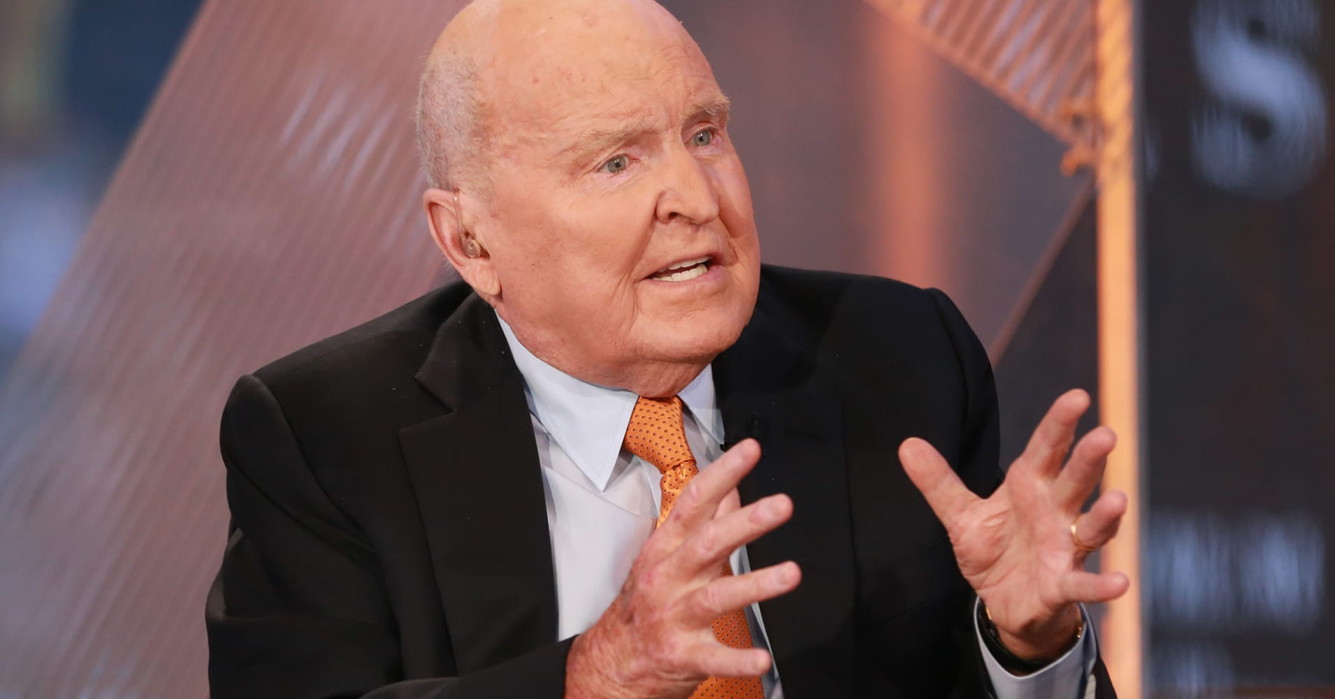 Former Ge Ceo Jack Welch How To Be A Great Leader