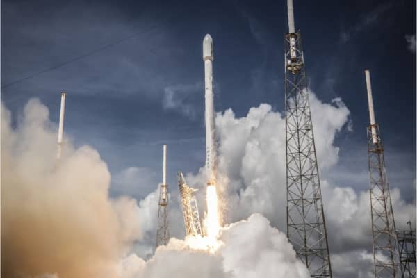 You can send your loved one's ashes into space on Elon Musk's SpaceX rocket for $2,500