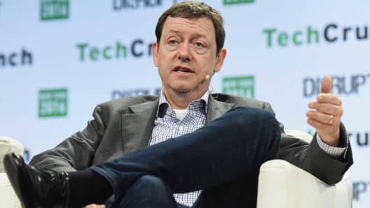 Co-founder of Union Square Ventures Fred Wilson