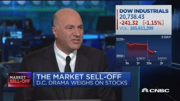 Trump news will 'go away': O'Leary