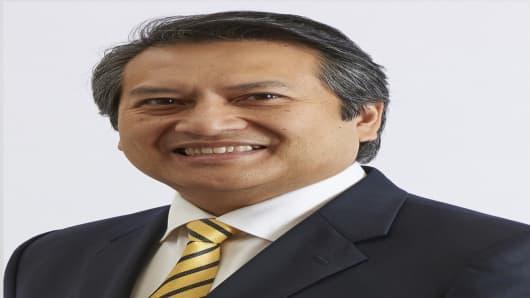 Dato'Amirul Feisal Wan Zahir, Group Chief Financial Officer Maybank.