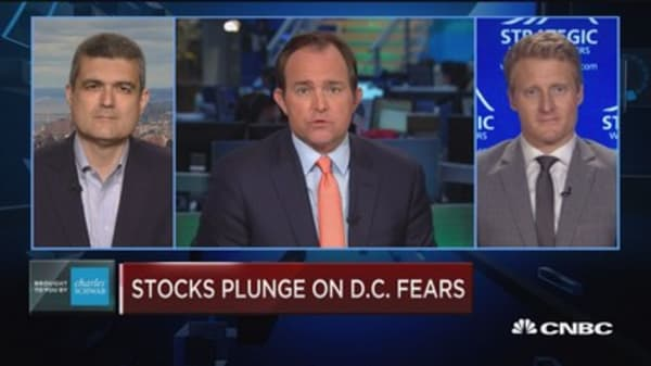Trading Nation: Worst day for stocks since September