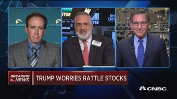 Closing Bell Exchange: Stocks poised for worst day of 2017