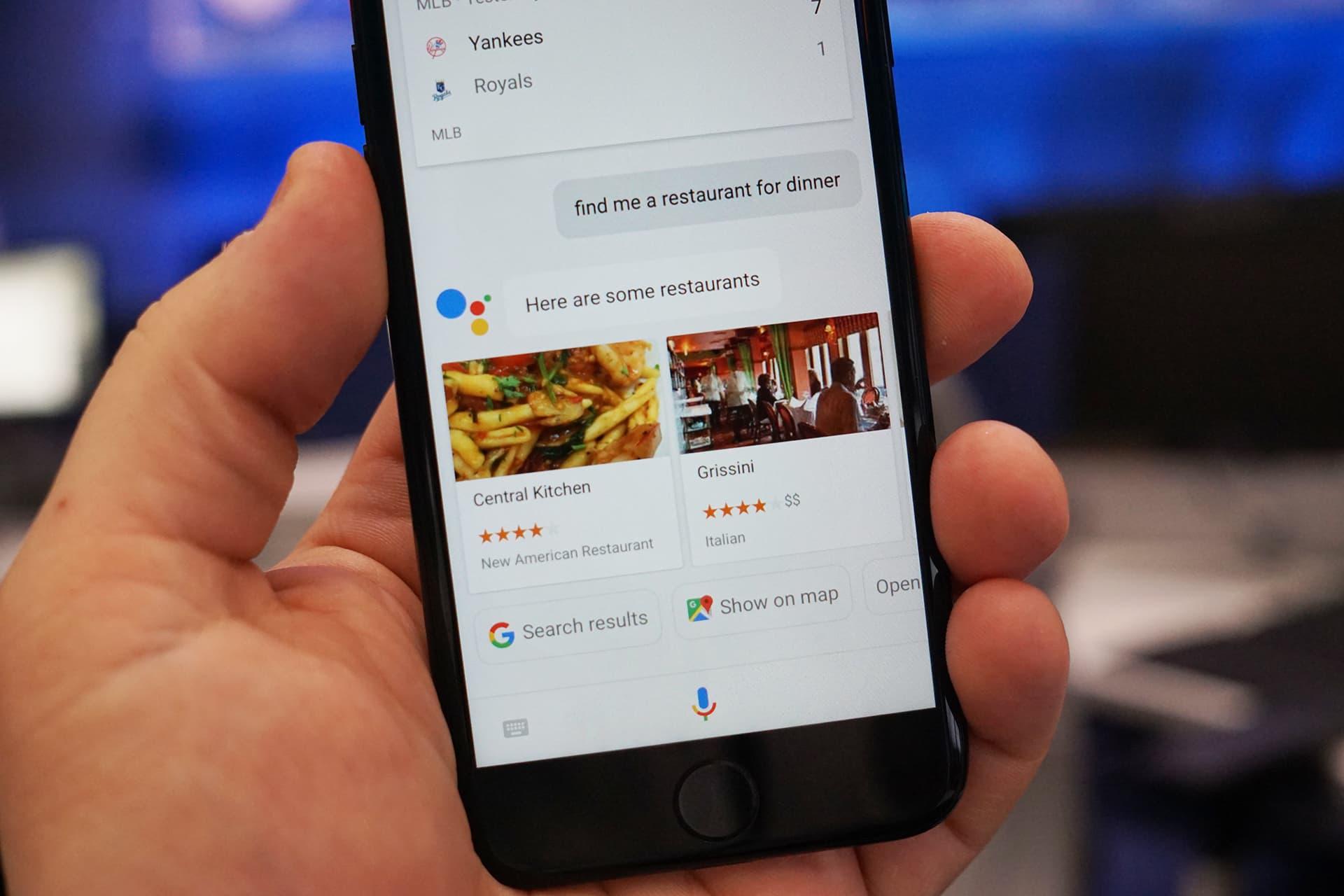 Siri Vs Google Assistant On Iphone