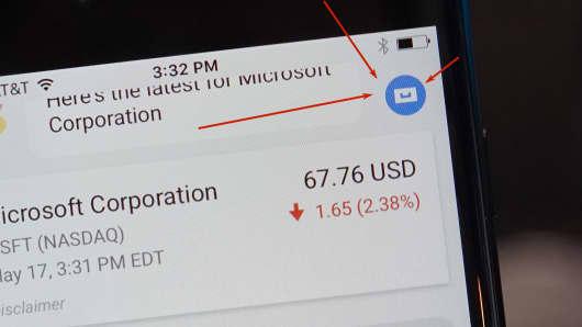 CNBC Tech: Google Assistant iOS 8