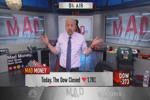 Cramer's 3 rules for investors during an unexpected selloff