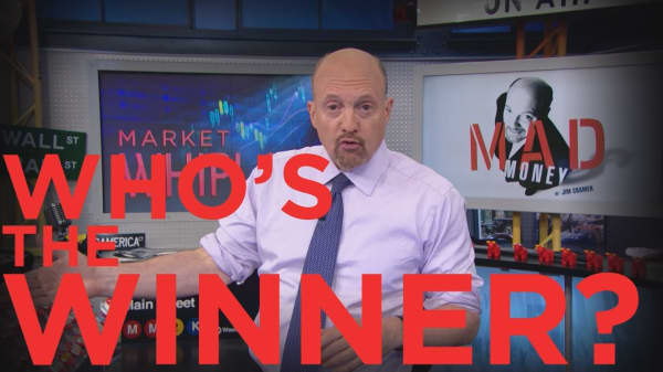 Cramer Remix: Here are the winners after Wednesday's market-wide selloff
