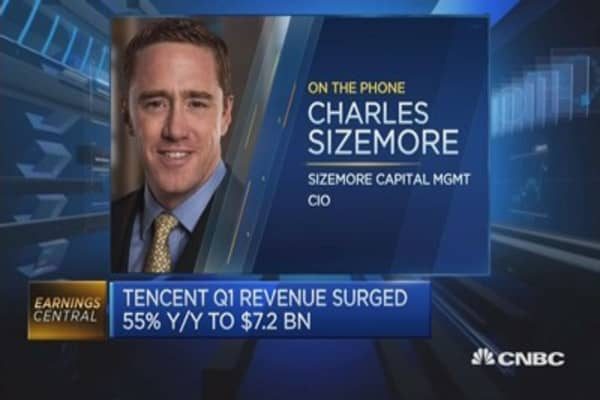 Tencent 'could be a road map for Facebook'