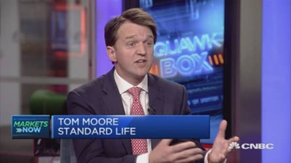 Insurance stocks not high growth, but churning off cash: Standard Life