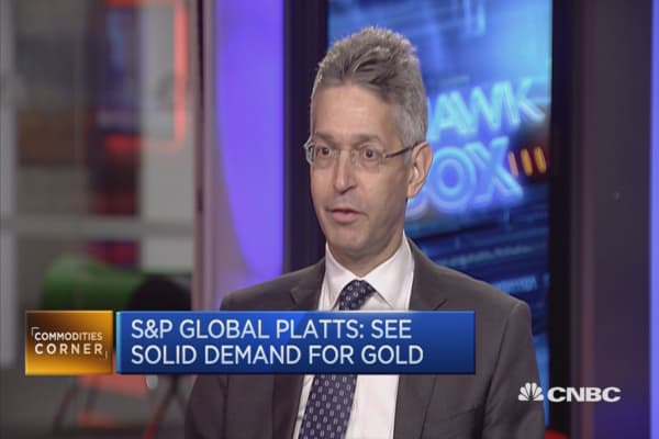 Disjuncture between global geopolitics and the price of gold: S&P Global Platts