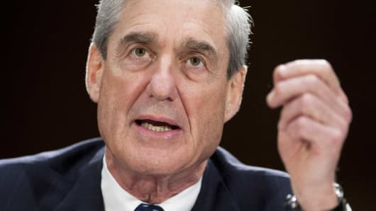 Special counsel, Robert Mueller