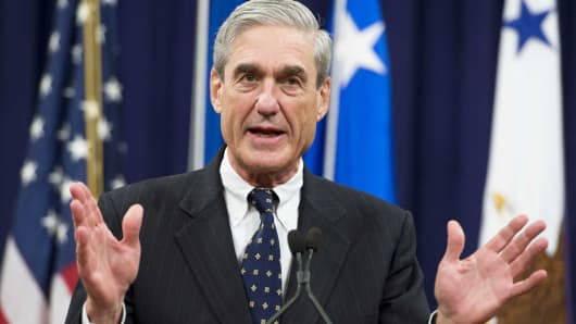 Mueller's Russian Federation  probe has cost millions - DOJ