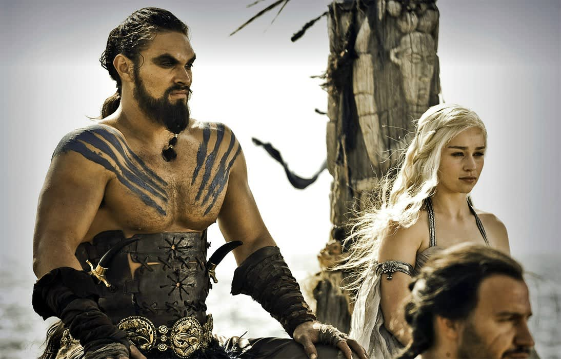 Image result for dothraki