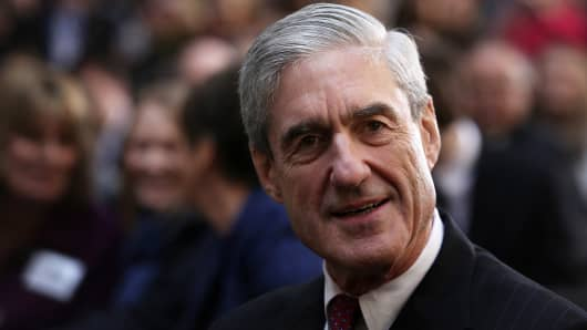 Mueller Hires 13 Lawyers for Special Counsel