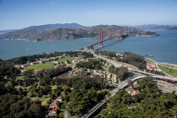 The Presidio of San Francisco