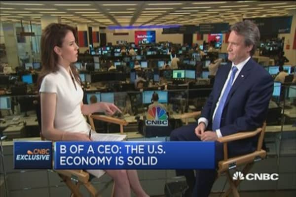 BofA CEO on millennials and housing