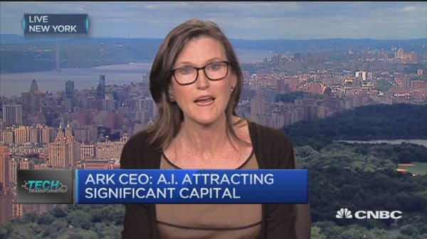 ARK: See autonomous taxi networks as a $2 trillion market globally