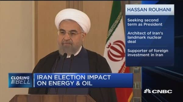 Iran election's impact on energy and oil