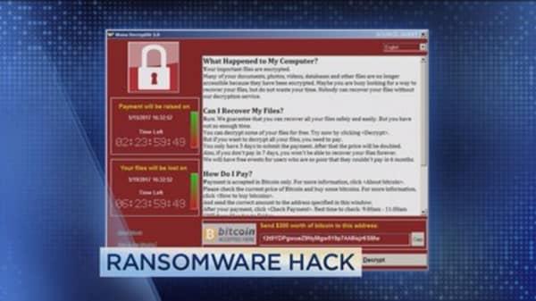 Hack attack ahead