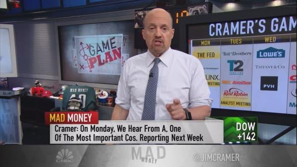 As earnings wind down, look to Fed