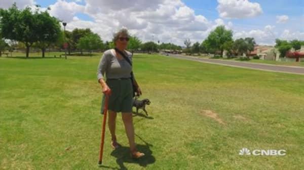 More retirees living like the 'Golden Girls'