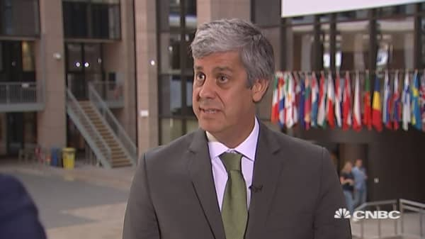 There are still challenges facing Europe, says Portugal's Fin Min
