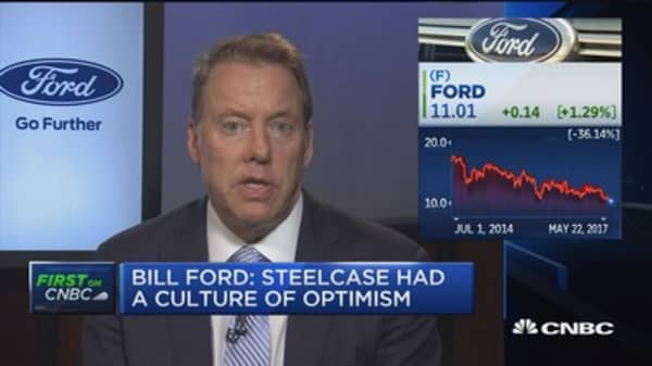 Full interview with Bill Ford