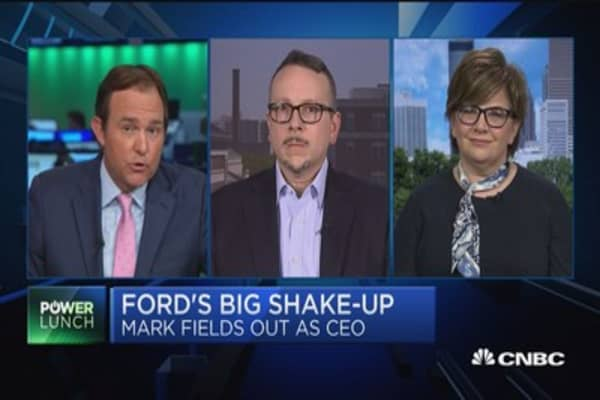 Ford's new driver: Incoming CEO expectations