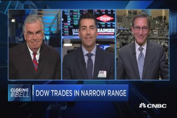Closing Bell Exchange: Oil touches highest level since April 19th